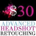 Advanced Headshot Retouching