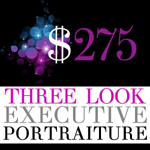 Executive Portrait Package
